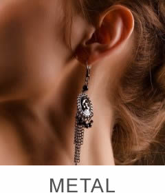 earings metal 240X240